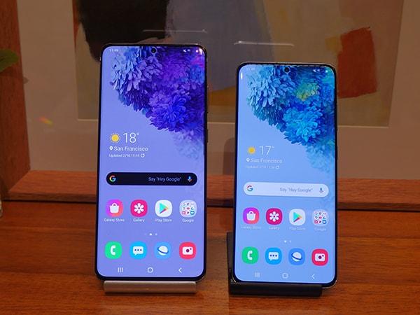 Samsung a confirmat: Galaxy S20