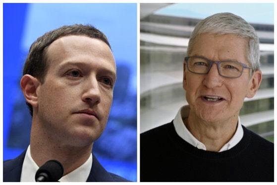 Facebook vs. Apple. Războiul giganţilor tech este pe cale să treacă la nivelul următor