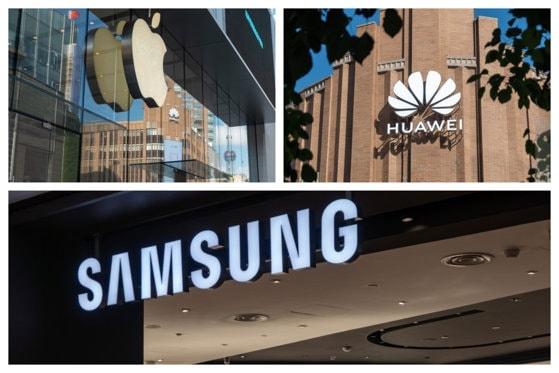 Samsung a redevenit liderul pe piaţa de smartphone-uri. Pe ce poziţe a căzut Apple